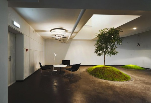 Las oficinas m s modernas del mundo yorokobu for Casa moderna tecnologica