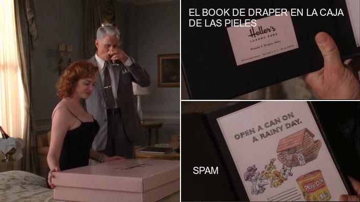 El book del joven Draper