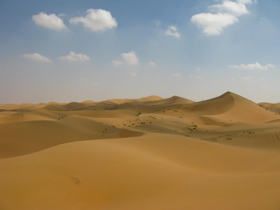 Time for desert