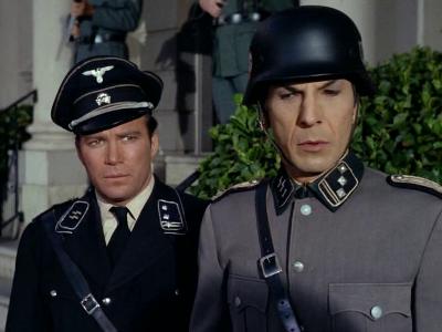 Los nazis de la Enterprise