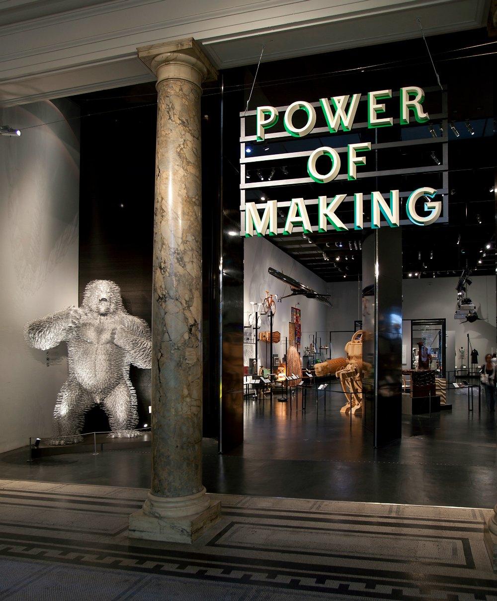 POM entrance_credit V&A Museum