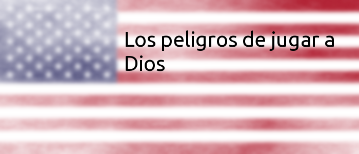 Ciencia ficción USA - Los peligros de jugar a Dios