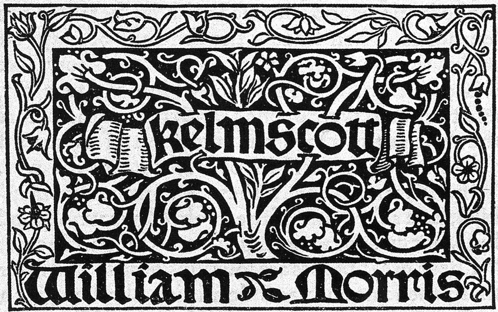 The Kelmscott Press, de William Morris