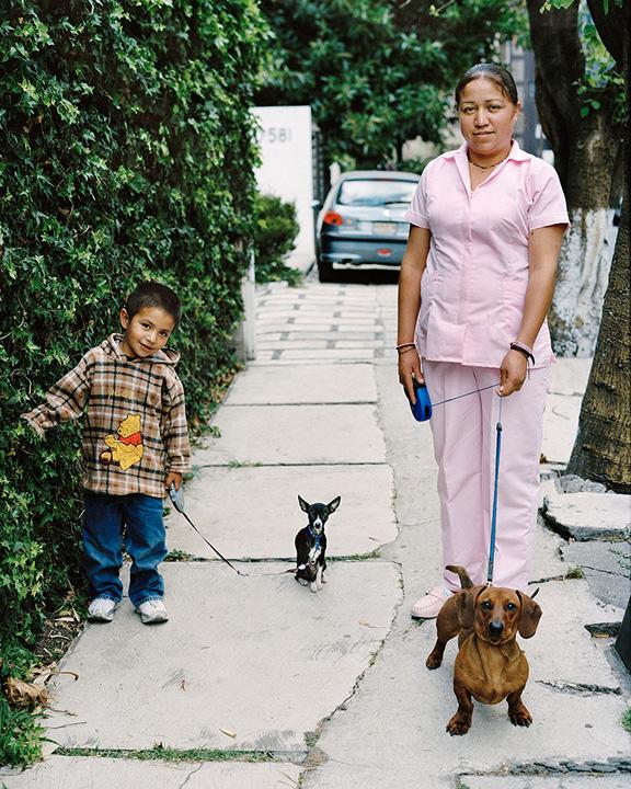 Ana, Petunia y CamiloG
