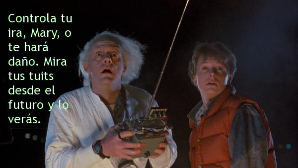 Controla tu ira, Marty