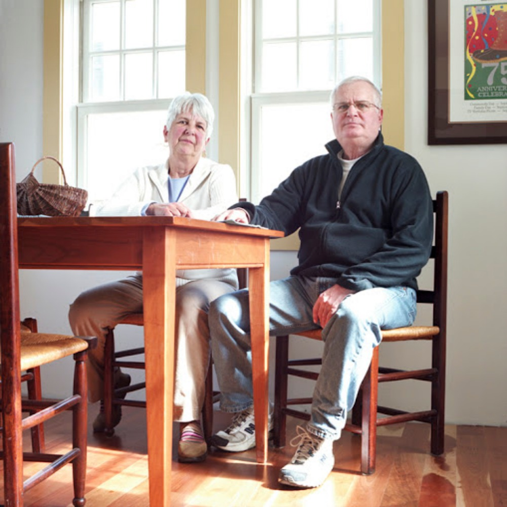 Daryl & Peter Ellef, Wells, Maine.5
