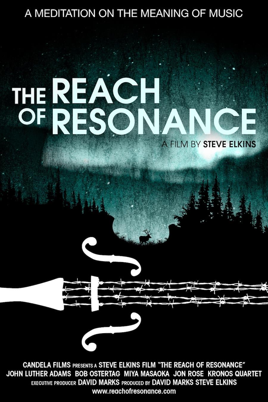 Reach Of Resonance Poster