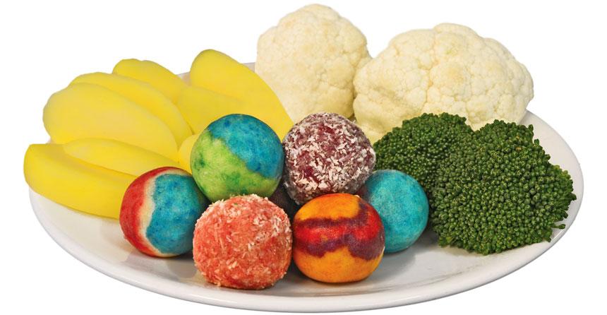 Magic Meatballs by Mark Kanters -® NextNature Lab
