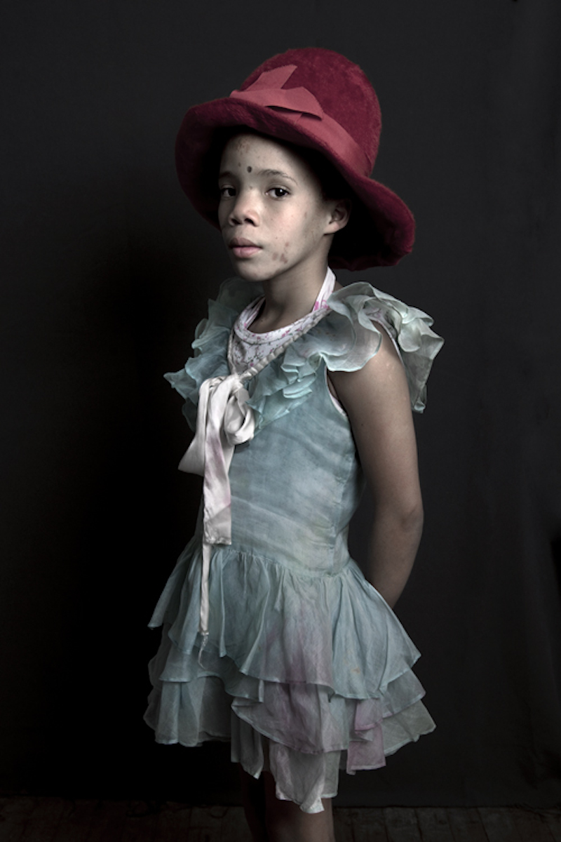 Sofie Knijff, Actress, South Africa Series, 2013 courtesy M.I.A Gallery