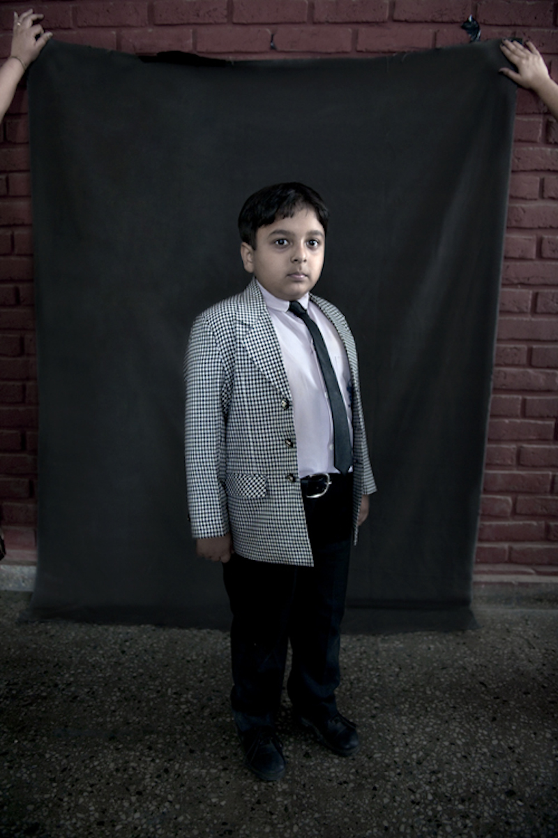 Sofie Knijff, Businessman, India series, 2010 courtesy M.I.A Gallery