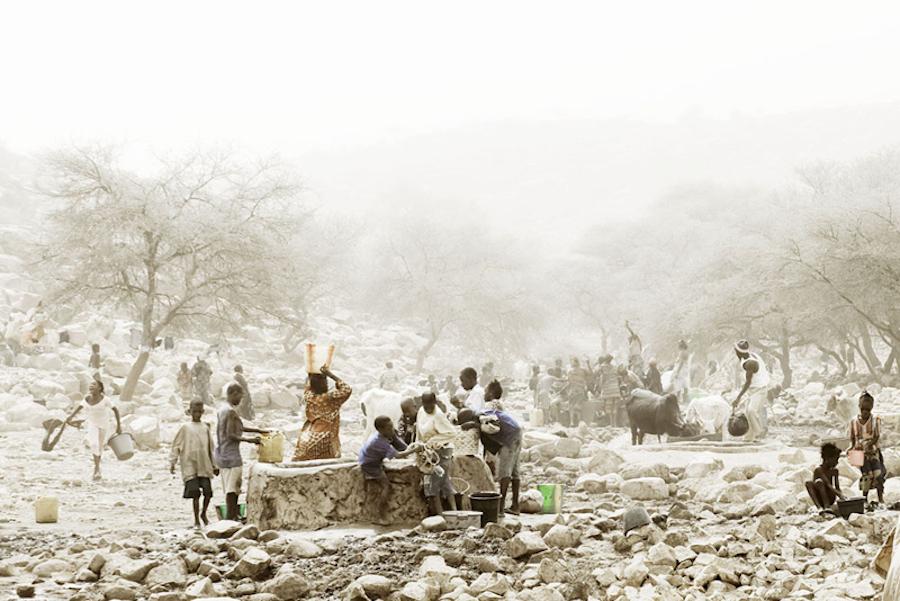 Sofie Knijff, Hombori 1, Mali Series, 2010,courtesy M.I.A Gallery.