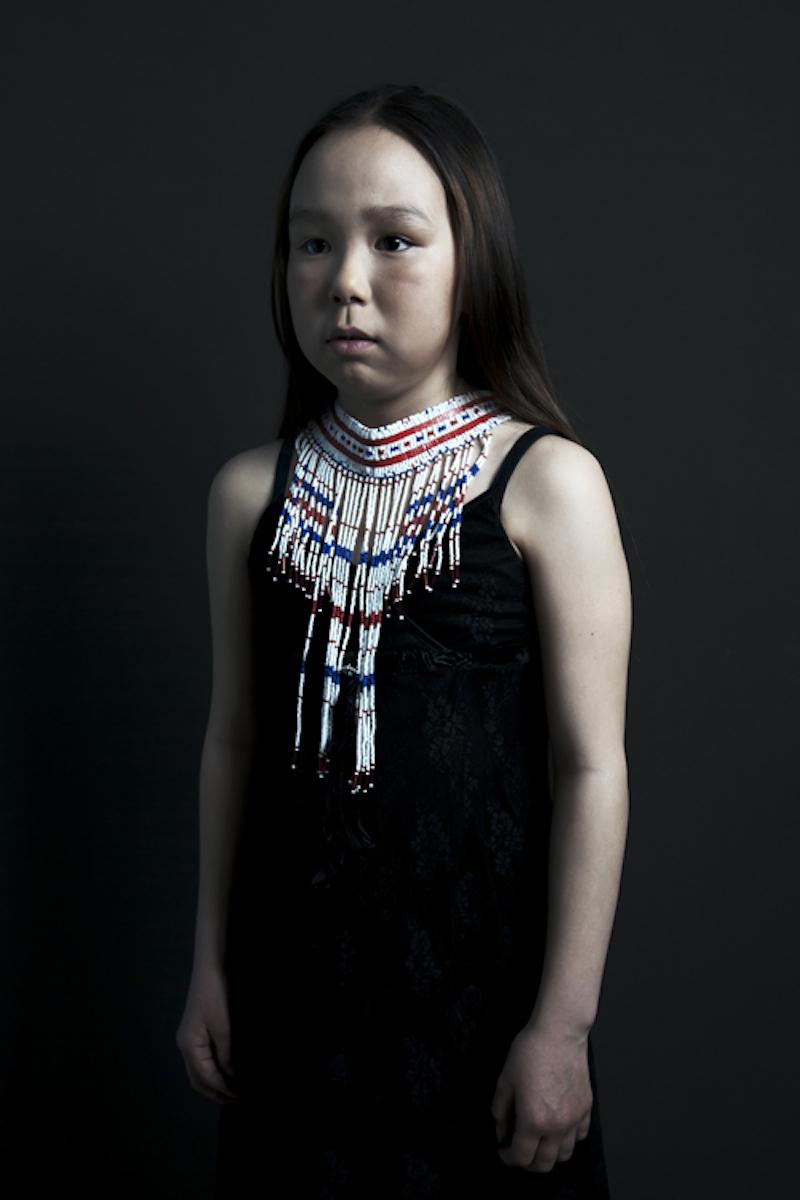 Sofie Knijff, Shopkeeper, 2012, courtesy M.I.A Gallery. (1)