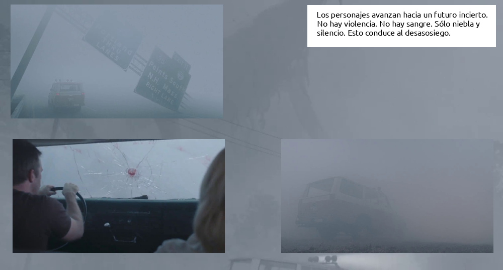 La niebla - Un futuro incierto