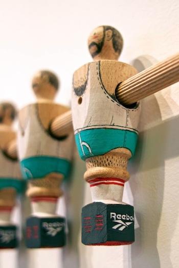 """Equipo Reebok"" by Alfonso Casas."