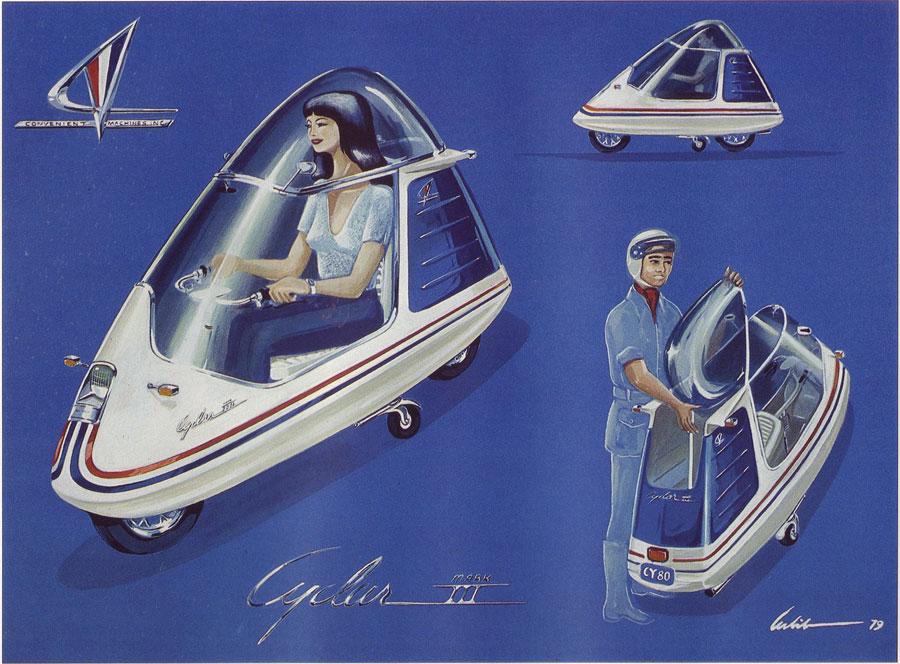 Cyclar Mark III