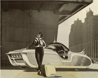 Time and Space Car