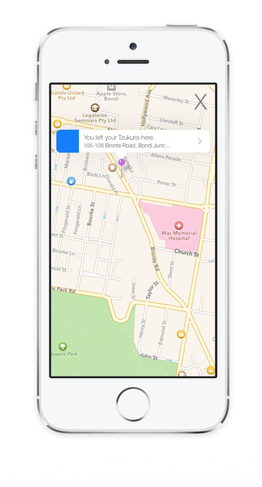 Tzukuri-App-Map