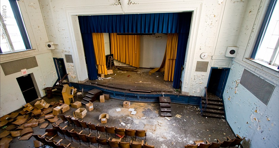 teatro de Carissa Russell