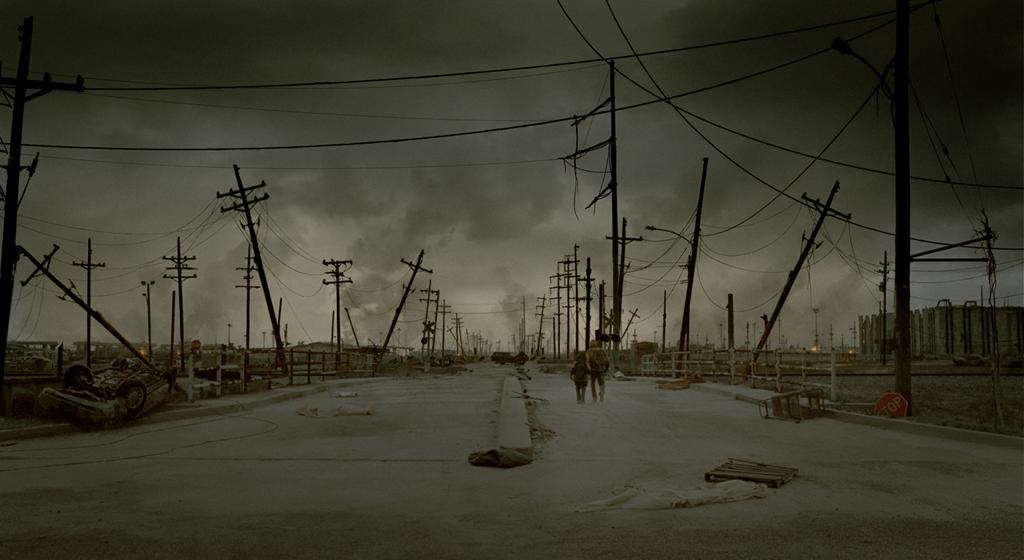 Fotograma de The Road.