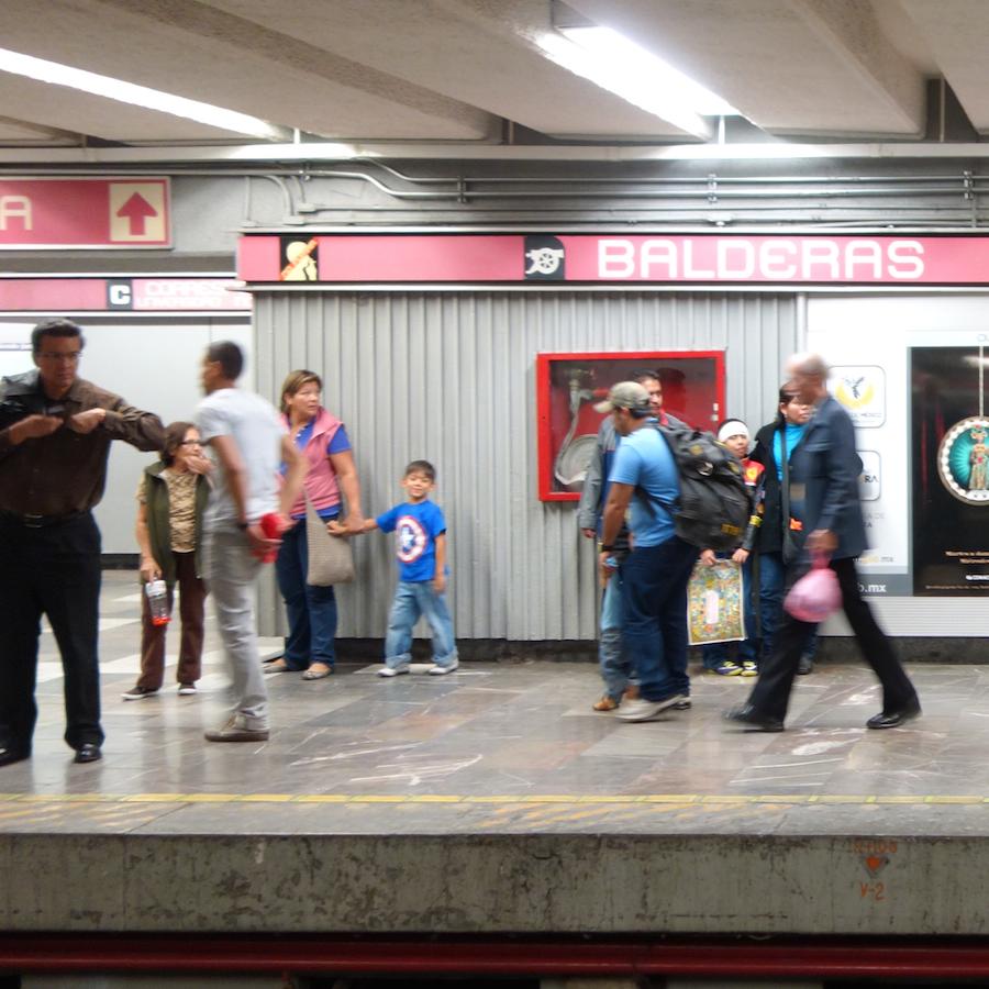 13.BALDERAS Station2013