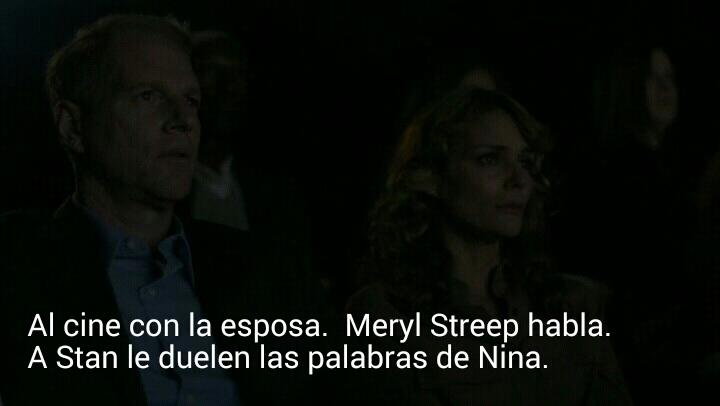 The Americans: Stan no es el mismo Stan cuando ve a Meryl Streep por segunda vez.