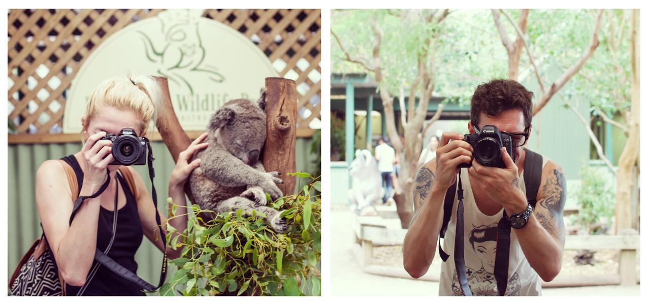 Australia, Featherdale Wildlife Park2