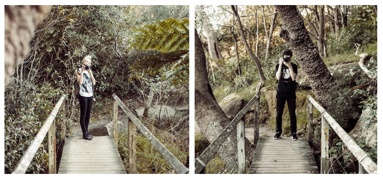 Australia, Manly scenic walkway