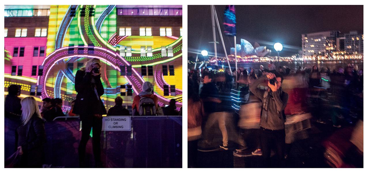 Australia, #vivid light festival Sydney