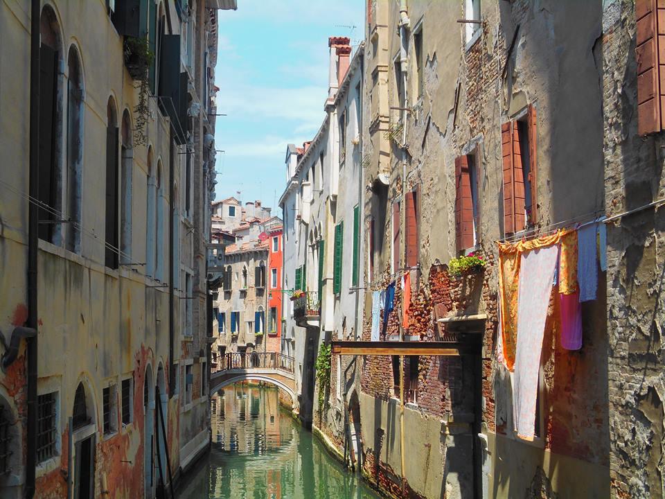 Venecia. Maria Ortega