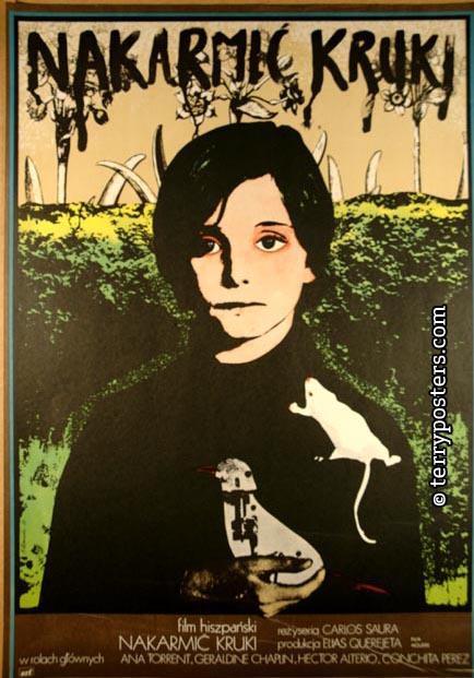 Cría cuervos, Saura (1975)