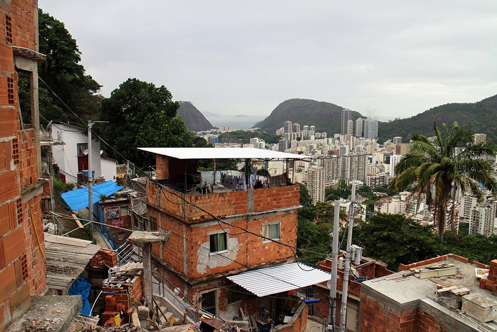 Favela Santa Marta 2