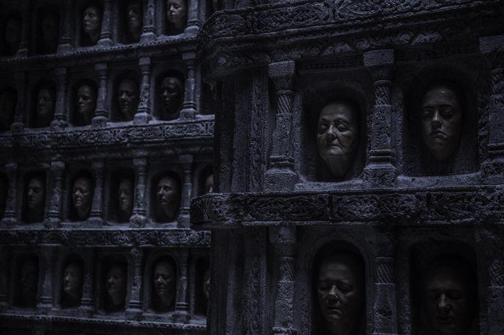 Casa de los Hombres sin Rostros