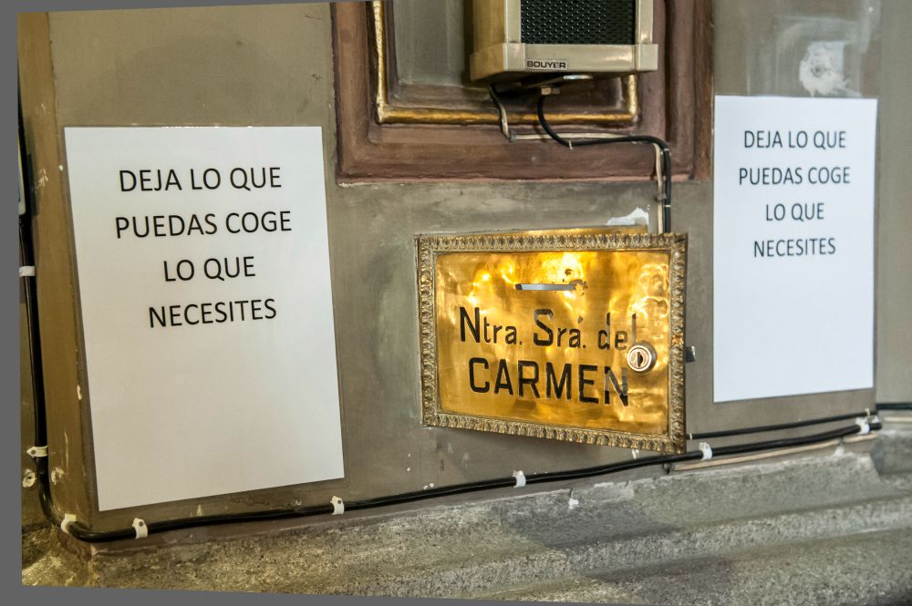 Mensajeros de la paz. Igleisa de San Antón 147