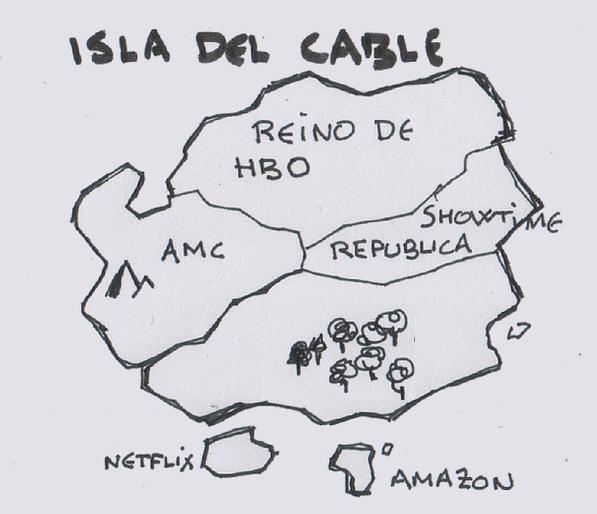 Isla del Cable