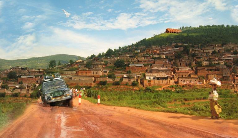 carretera ruanda