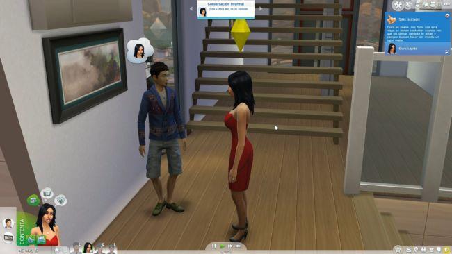 Los Sims 4.