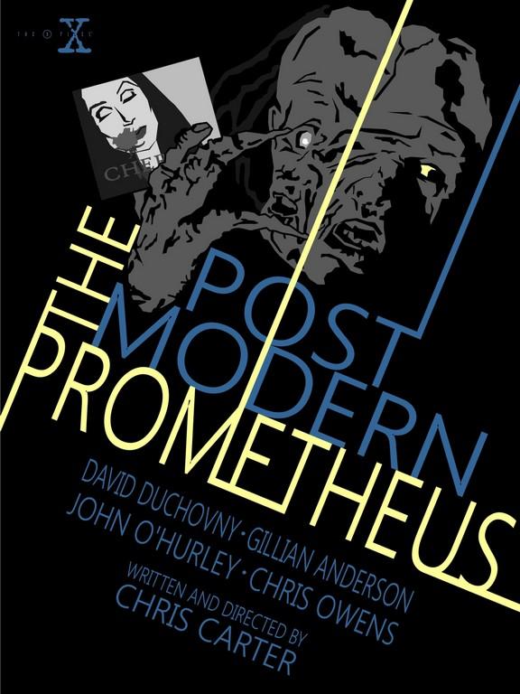 El posmoderno Prometeo