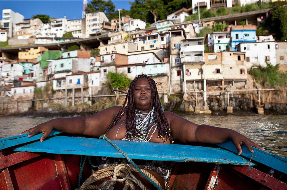 Iemanjá, la reina del mar (foto: Antonello Veneri)
