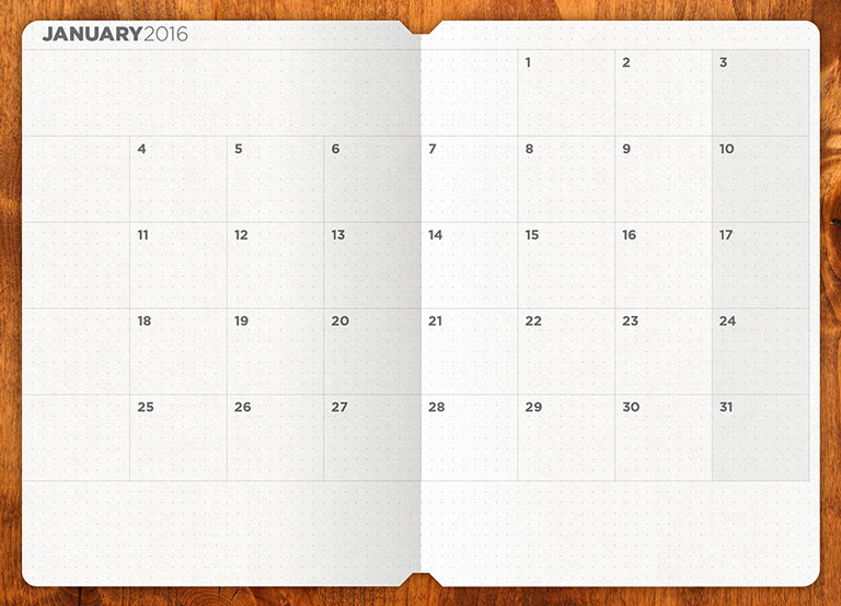 Monthly-Planner-Mixiw-Notebook