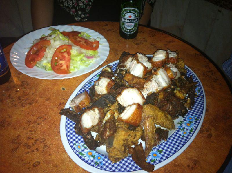 Guille y su carne