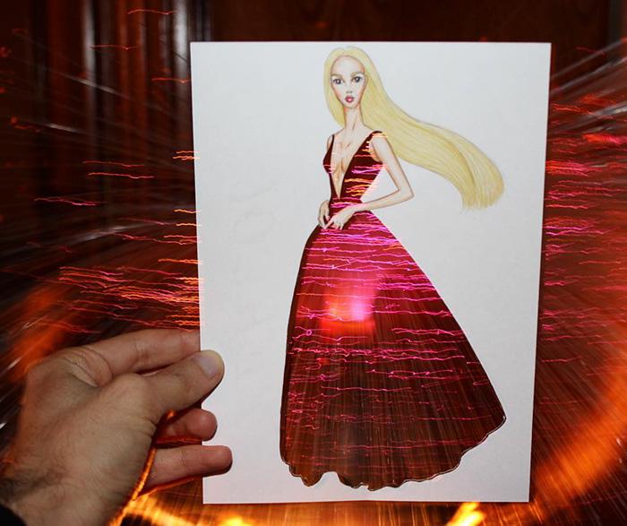 artista-lleva-diseño-de-modas-a-otro-nivel-el-resultado-es-impresionante-luces-2