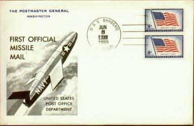 Missilemail