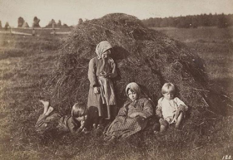 niños-daneses-EEUU-1860