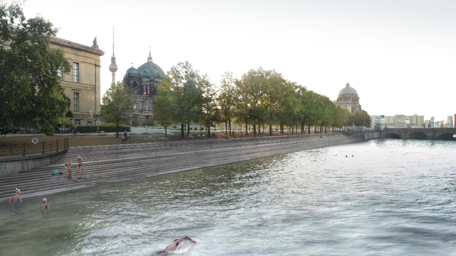 Chapuzón Urbano Berlín