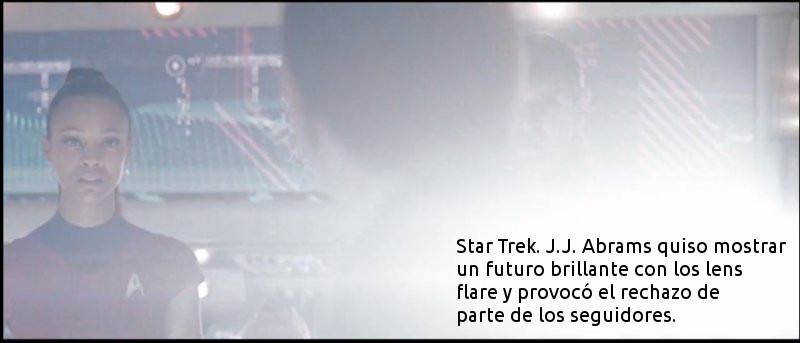 Star Trek Lens