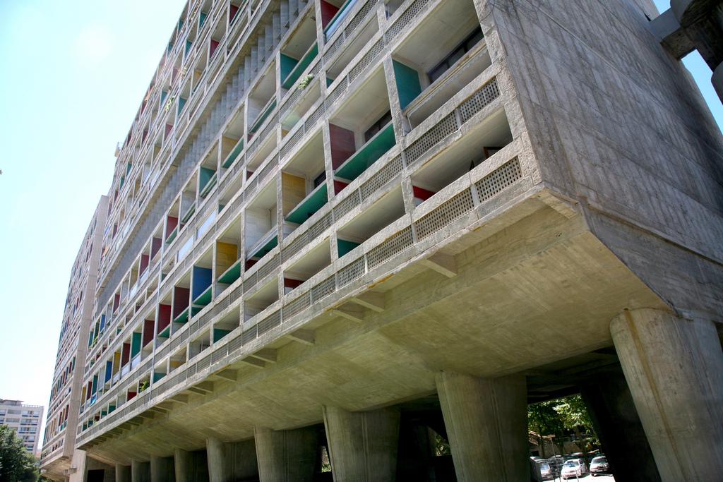 Unité d'Habitation de Marsella. Foto: Vincente Desjardins (CC)