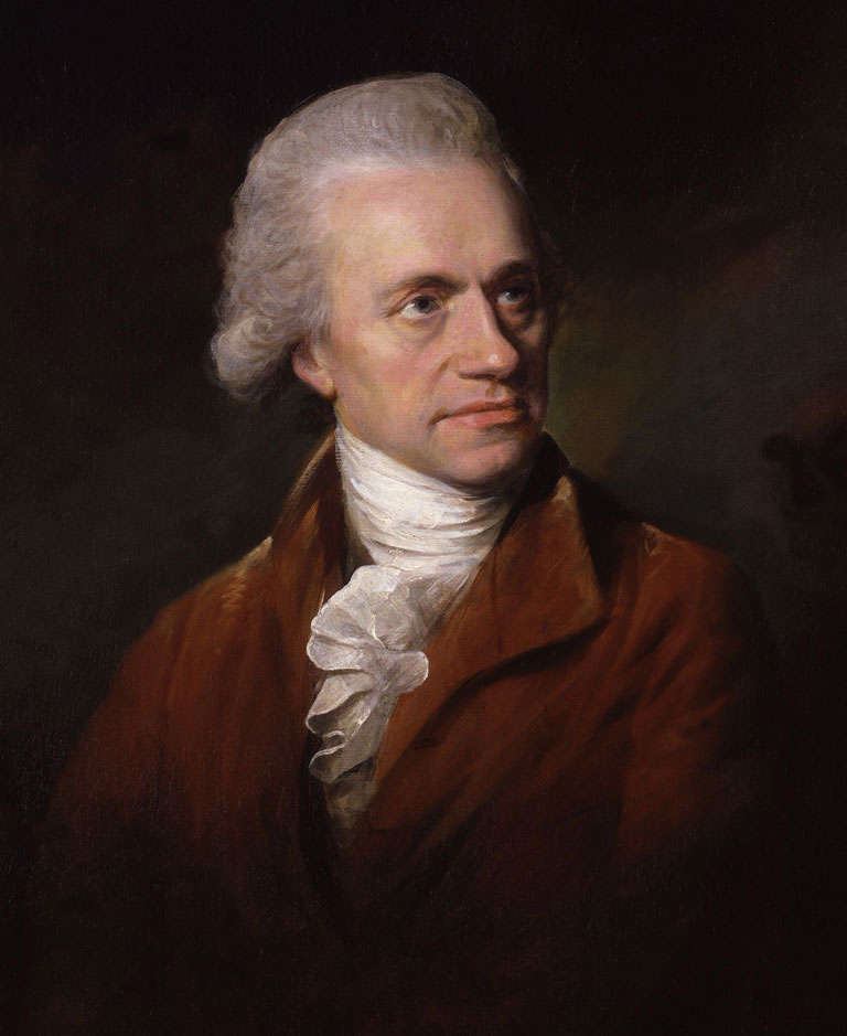 William Herschel, por Lemuel Francis Abbott