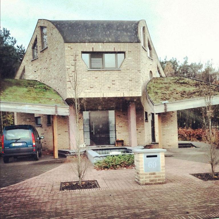 casas belgas feas