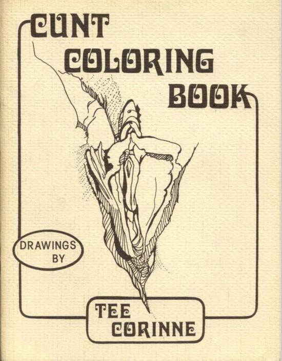 libro colorear vagina