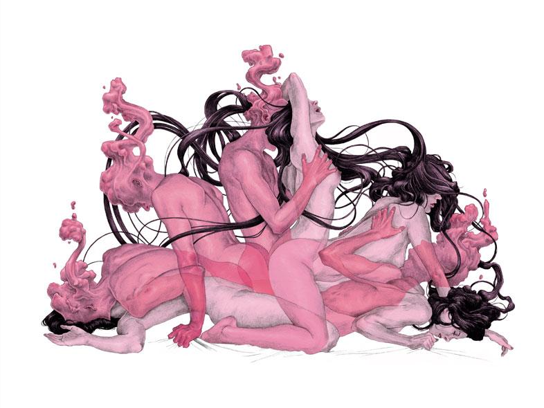 Cuando el negro se hace rosa